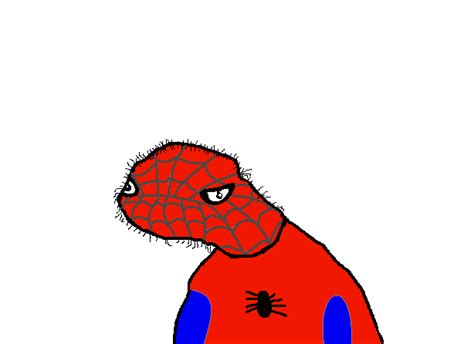 spoderman by paintartist00 on deviantart