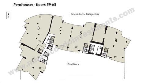 900 biscayne floor plans 900 biscayne bay floor plans