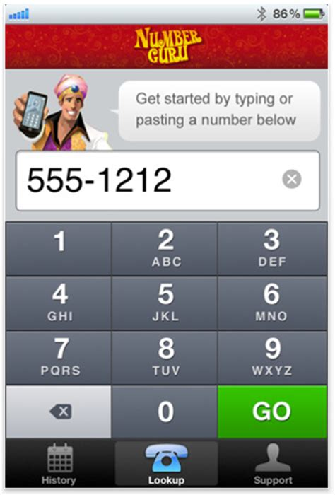 Who Is It Phone Number Lookup Number Guru Provides Free Lookups Pcworld