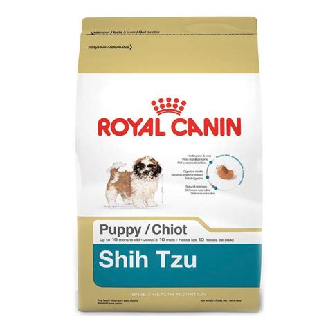 royal canin for shih tzu royal canin shih tzu junior petstop a personal touch