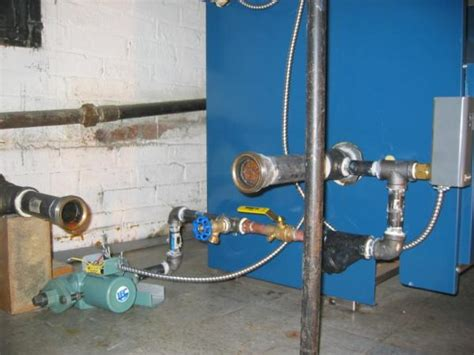 how to wire a steam boiler adding baseboard loop to steam boiler piping and controls doityourself community forums