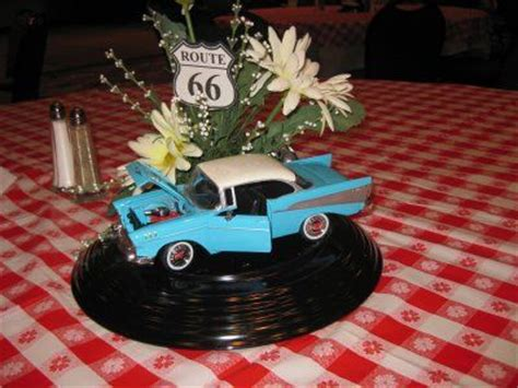 Antique Car Decor by Great Idea To Use With The Paper Car Boxes 50 S