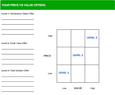value matrix template warehouse management system software and excel templates