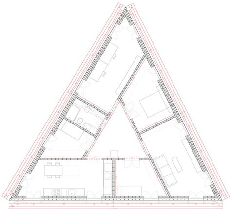 triangular house floor plans 136 best floorplans images on pinterest home ideas