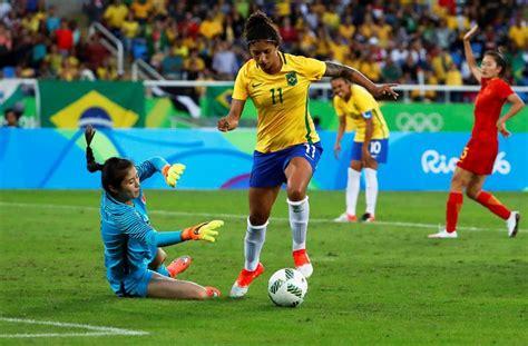 brasil arranca con en futbol femenino en r 237 o 2016 el f 250 tbol femenino arranca con victorias de las