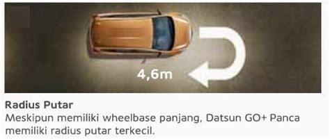 Rem Cakram Radius mobil2terbaru fitur datsun go panca