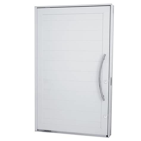 porta pivotante em alum 237 nio liso 1200mmx2400