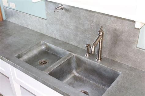 best 25 zinc countertops ideas on metal