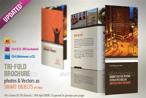 a4 tri fold brochure template 40 high quality brochure design templates web graphic