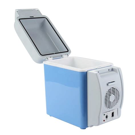 Freezer Mini Portable 7 5l mini portable freezer fridge cing car caravan refrigerator 12v cooler au ebay