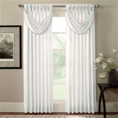 what is a back tab curtain panel argentina pinch pleat back tab interlined window curtain