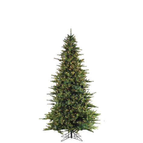 9 ft southern peace pine christmas tree with clear led