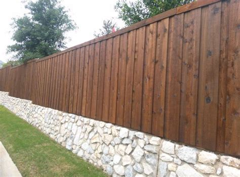 retaining walls texas best stain