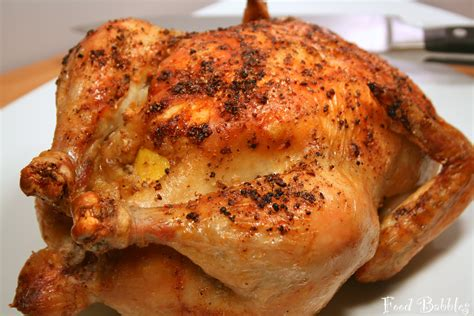 Roast Whole Chicken | basic whole roasted chicken recipe dishmaps