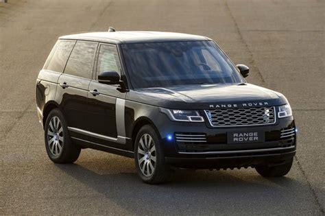 2020 Land Rover Range Rover by 2020 Land Rover Range Rover Sentinel Top Speed