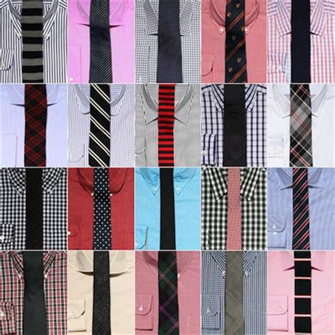 tie color the shirt and tie combo part i colour pattern