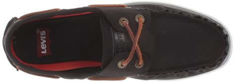 levis boat shoes mens levis men s parker boat shoe