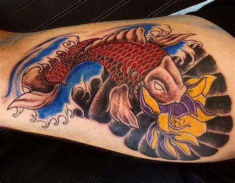 japanische koi tattoo vorlagen japanische tattoos geschichte und bedeutung
