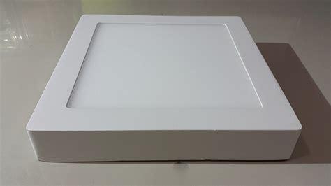 Led Panel 18 Watt Light Model Kotak Merk Sanly Nyala Promo jual lu led panel 18 watt rayden kotak produk unik shop