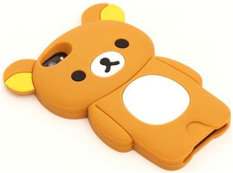 Rilakkuma Brown Iphone All Hp rilakkuma brown iphone 5 5s cover by san