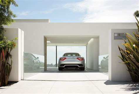 Garages Designs | garage design contest by maserati