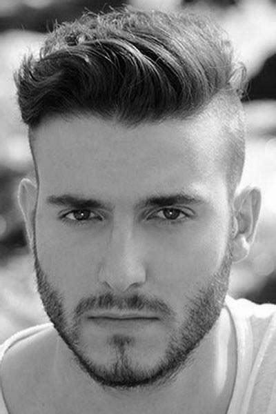 short wavy hair  men  masculine haircut ideas