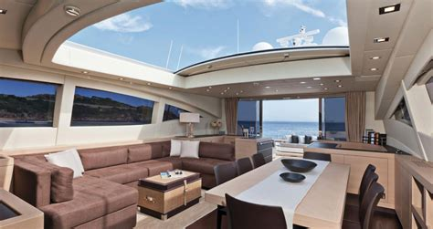 boat club ta reviews interior of the new mangusta 92 yacht yacht charter