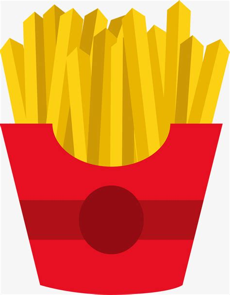 hot chips clipart french fries vector png png and vector for free download