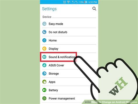 how to get ringtones on android 3 ways to change an android ringtone