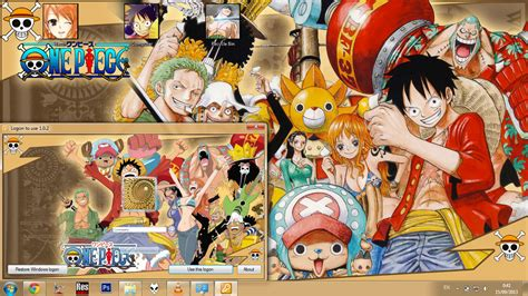 download theme windows 10 one piece download theme anime for windows 7