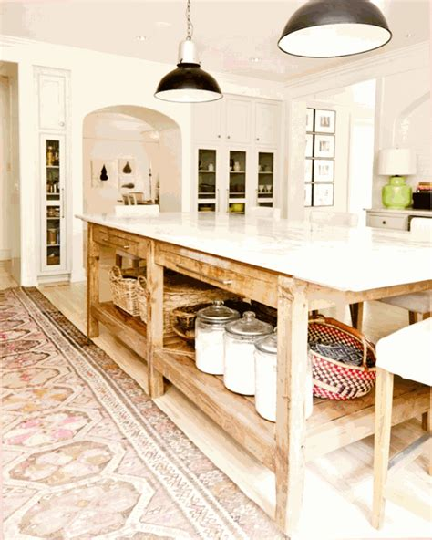Rug In Kitchen by Add Rugs Into Your Kitchen Design