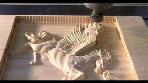 cnc router machining   relief  pegasus hobby