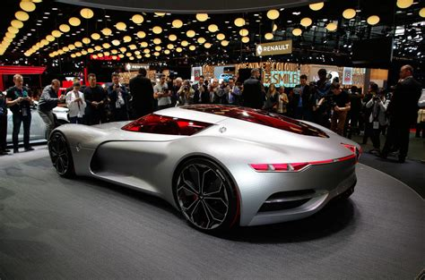 renault trezor price renault trezor concept revealed at motor autocar