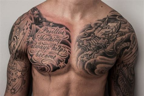 110 best chest tattoos for women and men chest tattoo