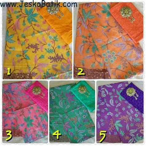 1 Set Kain Batik Print Prada Dan Embos 2 kain batik printing page 15 batik pekalongan by jesko