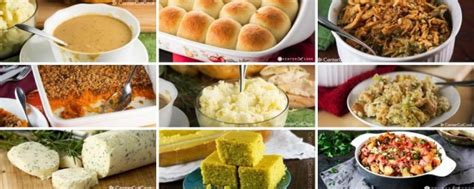 Best Thanksgiving Side Dishes by Centercutcook