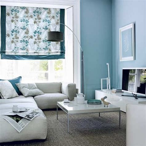 blue and gray living room the world s catalog of ideas
