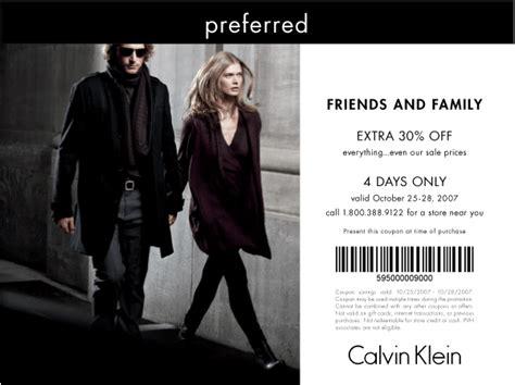 printable calvin klein outlet coupons free printable coupons calvin klein coupons