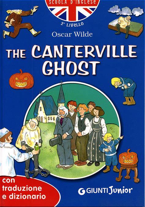 libro the canterville ghost book cd di o lafeltrinelli alice in wonderland cd giunti scuola store