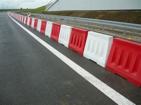 Road Barrier 9 11 road barriers water filled barriers plastic road barriers