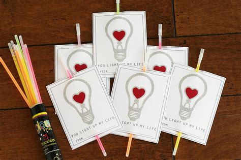 happy s day light up card template valentines using the sided adhesive from silhouette