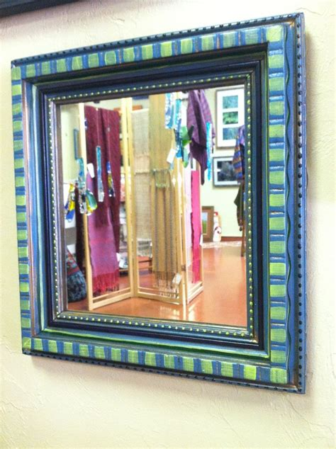 41 best images about colourful mirrors on folk