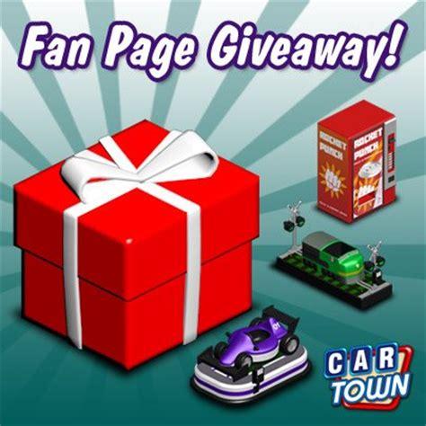 fan exchange promo code car town code promo fan page giveaway
