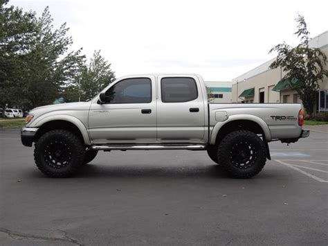 2004 Toyota Tacoma Lifted 2004 Toyota Tacoma V6 4dr 4x4 Trd Rd Lifted Lifted