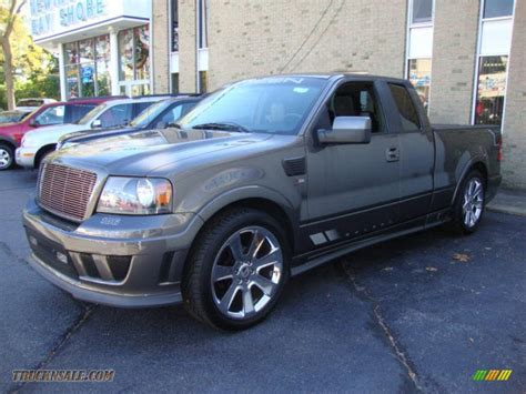 Ford F150 Saleen by 2007 Ford F150 Saleen S331 Supercharged Supercab In