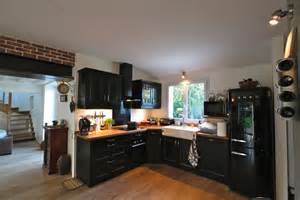 cuisine retro sur mesure meubles de cuisines cuisines