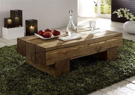 Holzplatte Kiefer Massiv by Couchtisch 110x34x55cm Nordisches Massivholz Rustikal