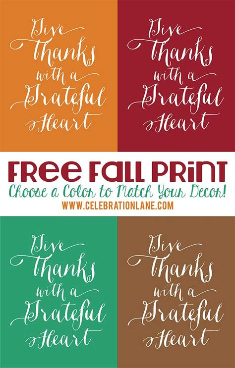 printable thanksgiving quotes thanksgiving quote free printable colors free