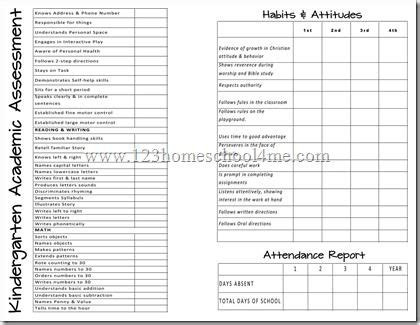 homeschool 1st grade report card template 25 best ideas about kindergarten report cards on
