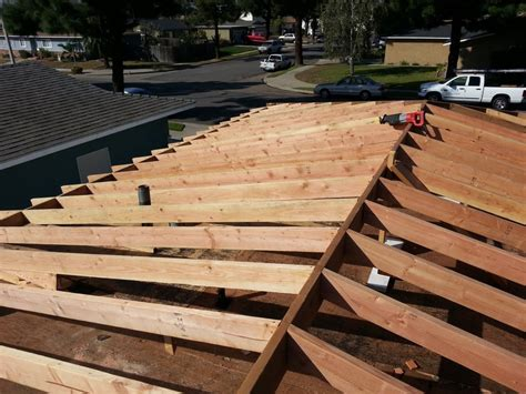 Flat Roof Pitch Raise Flat Roof To Pitch Roof For Tile Application Yelp
